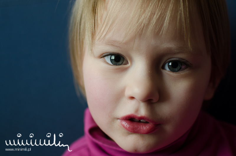 sesje dziecięce portret